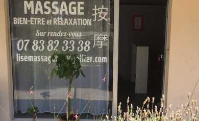 Salon massage à montpellier